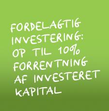 Fordelagtig Investering